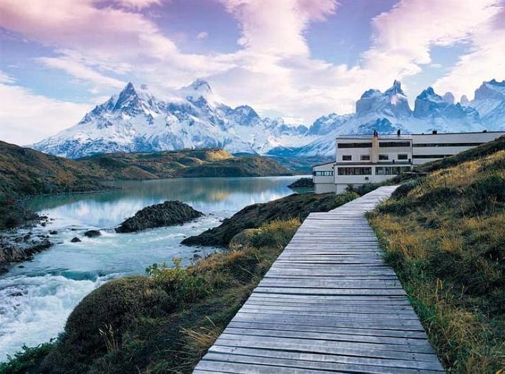 Hotel Salto Chico, explora Patagonia