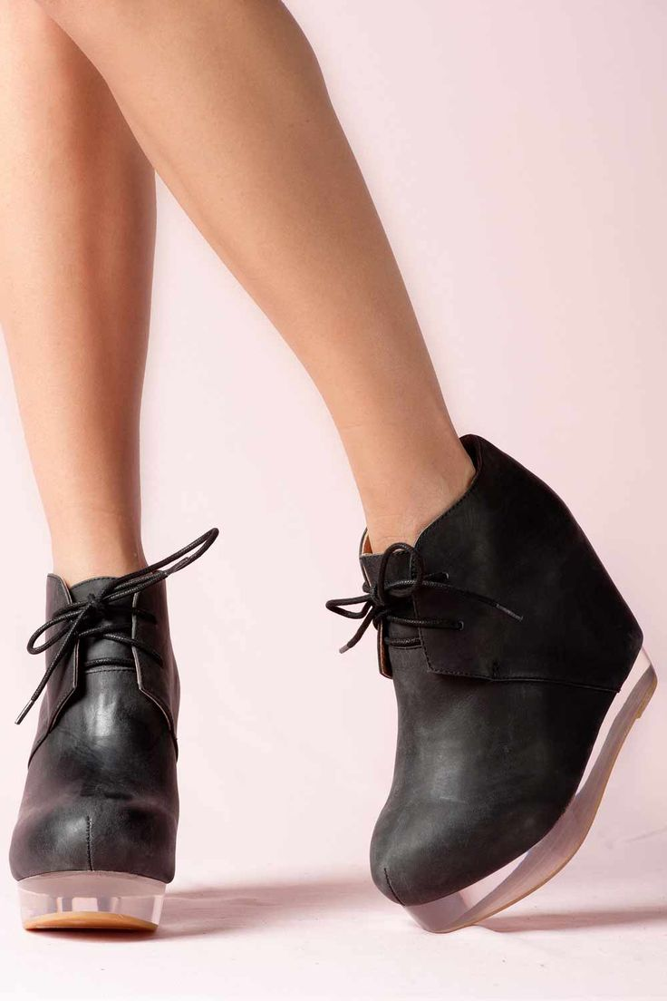 Jeffrey Campbell Wedges and Platforms