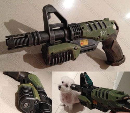 Best Super Soaker Images On Pinterest Water Guns Pistols And - This is the worlds biggest super soaker and it shatters windows