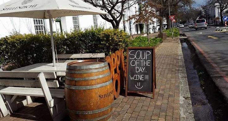 Oppie Dorp Cafe/Restaurnt, 137 Dorp Road, Stellenbosch