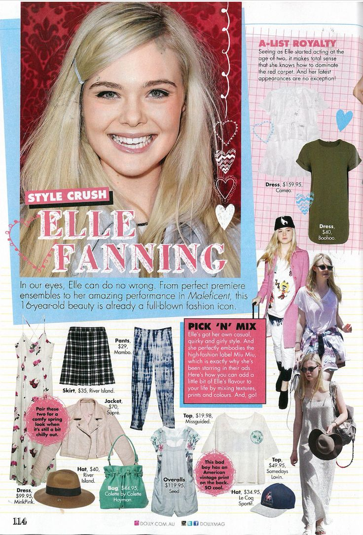 Our Mambo Tie Dye pants seem to be vibing with Elle Fanning's personal style!
