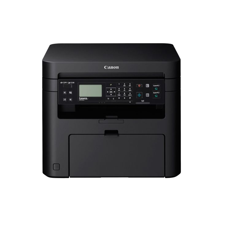Imprimante multifonction Canon i-SENSYS MF232W Imprimante multifonction laser monochrome 3-en-1 (USB 2.0/Fast Ethernet/Wifi N)