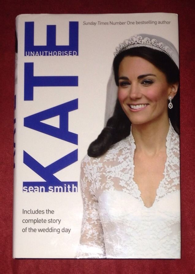 New! 2011 U.K HB BOOK DUCHESS OF CAMBRIDGE / KATE MIDDLETON BIOGRAPHY * Mint * in Books, Comics & Magazines, Non-Fiction, Biographies & True Stories | eBay