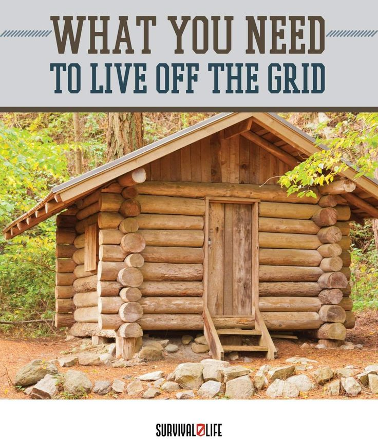how to live off the grid in bc