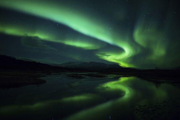 Northern Lights (Aurora borealis), Finalnd