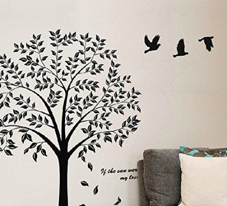 68 best Wall Sticker on YYone images on Pinterest | Wall decor, Wall ...