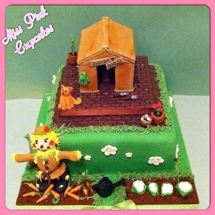 Wedding Cake With Boxed Cake Mis