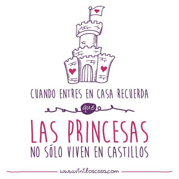 29 best images about frases para princesas sin corona on - Casas de princesas ...