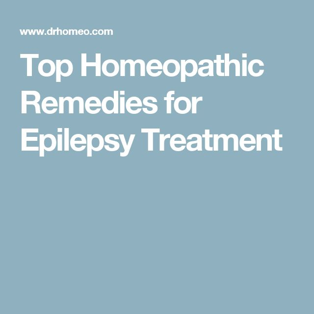 Top Homeopathic Remedies for Epilepsy Treatment