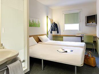 TWIN - Zimmer mit zwei Einzelbetten