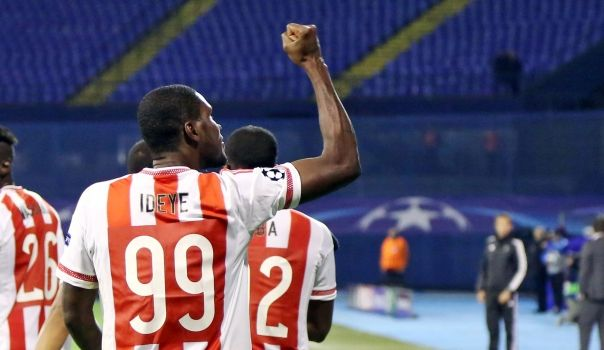 Photostory from Dinamo Zagreb - Olympiacos 0-1 | Olympiacos.org / Official Website of Olympiacos Piraeus