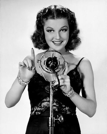 "https://flic.kr/p/6895Wt   Ann Sheridan   1938 - Actress Ann Sheridan in the motion picture ""Broadway Musketeers""."