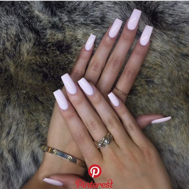 Build A Beautiful Life Long Square Acrylic Nails Square Acrylic Nails Pink Acrylic Nails