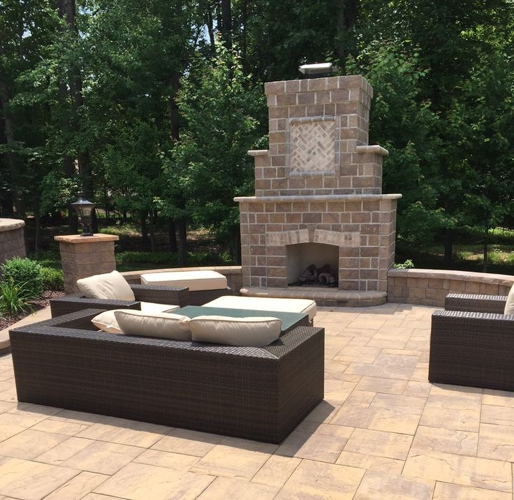 137 best images about Cambridge Outdoor Fireplaces on