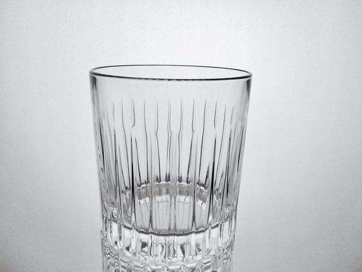 Service Concorde: 6 verres à whisky.