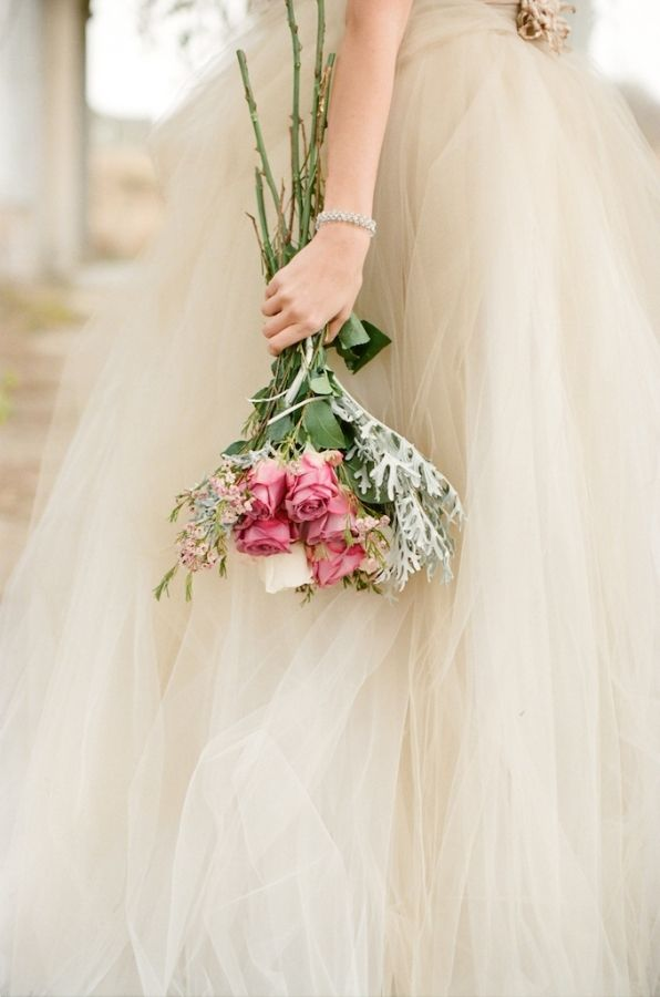 : Wedding Dressses, Wedding Photography, Tulle Skirts, Wedding Bouquets, Romantic Bouquets, Whimsical Wedding Dresses, Tulle Dresses, The Dresses, Romantic Dresses