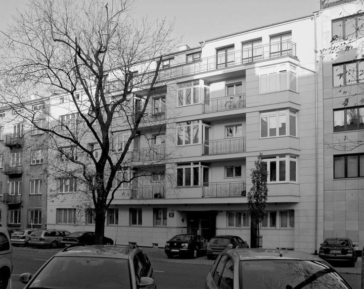 Romuald Gutt, Warsaw, 1938-39