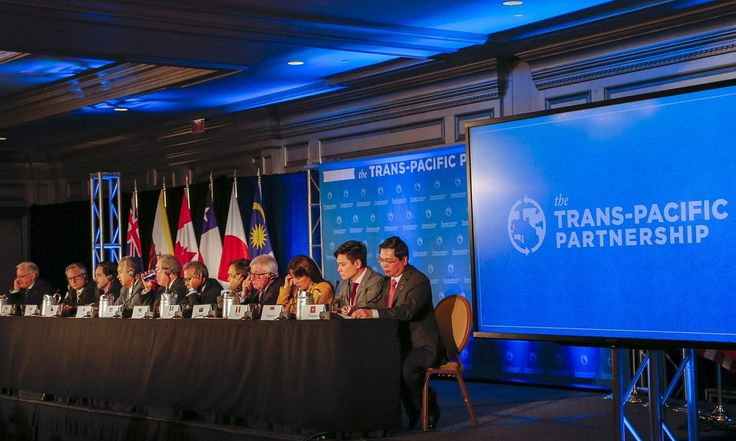 Release offers first detailed look at 12-state Trans-Pacific Partnership, world's largest free trade agreement