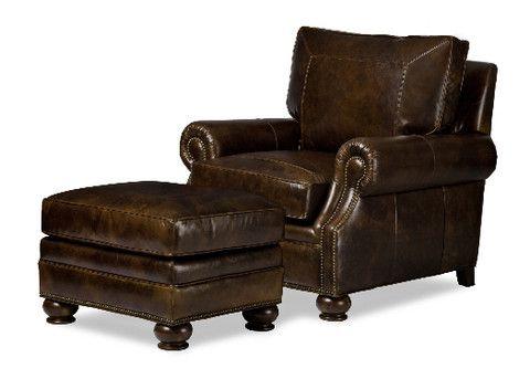 Ashland Chair U0026 Ottoman   Traditional   Armchairs   By Masins Furniture