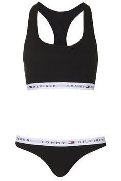 tommy hilfiger black underwear for women - Google Search