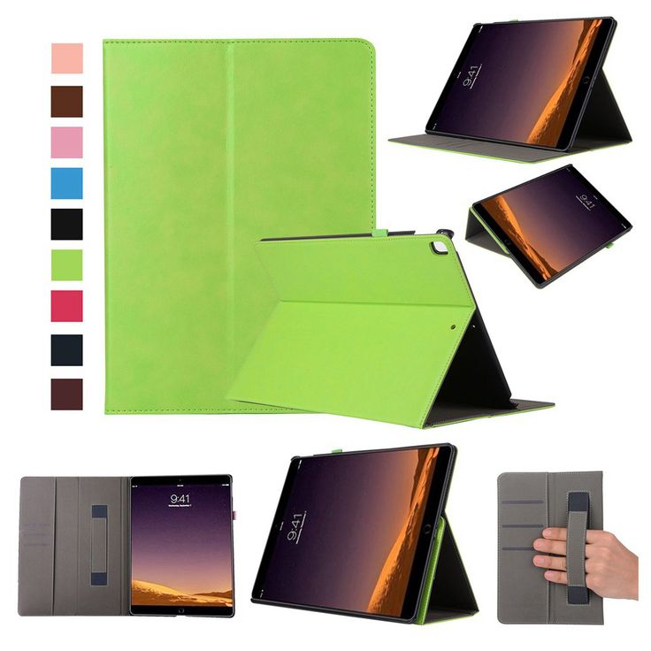 For Apple iPad Pro 12.9 2017 Tablet Case Stand Flip Leather Cover For Apple iPad Pro 12.9 inch 2017 Shell Capa Funda+Stylus. Yesterday's price: US $24.88 (20.53 EUR). Today's price: US $15.43 (12.70 EUR). Discount: 38%.