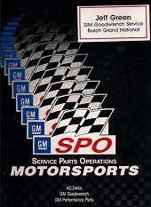 Jeff Green Earnhardt Press Kit 1995 Jeff Green Earnhardt Press Kit 1995 [] - $16.99 : cocomilkcollectibles, collectibles you can afford