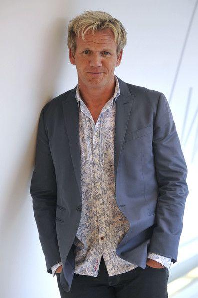 "Gordon Ramsay Launches His ""One Potato Two Potato Inc."" Production Company"