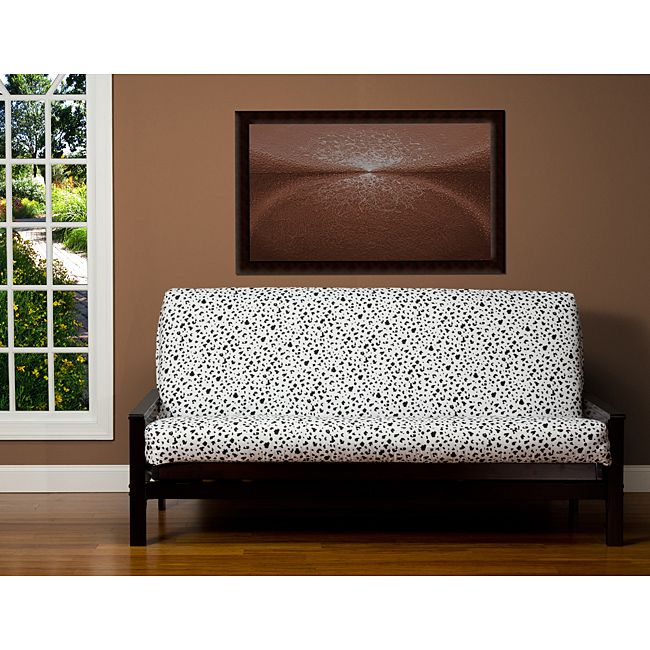 Give Your Futon A Sophisticated Textured Look With This Modern Full Size Cover