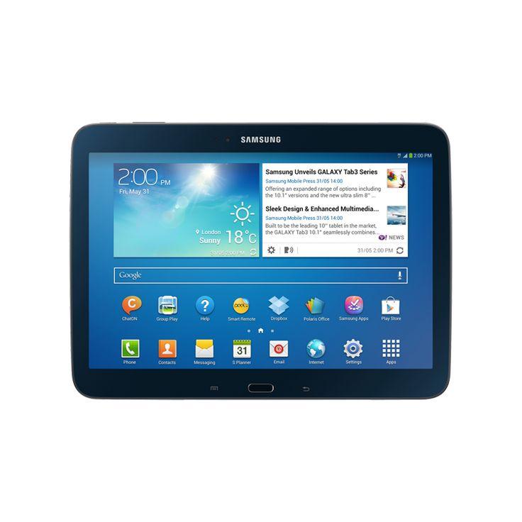 Samsung Galaxy Tab 3 GT-P5200 Black ΕU