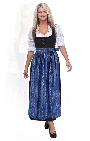 Oktoberfest dirndl apron SC195 royale