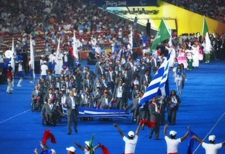 Η Παραολυμπιακή Ομάδα ανοίγει τα φτερά της για το Λονδίνο με την Olympic Air