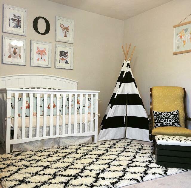 Best 25 Tribal Bedroom Ideas On Pinterest: 1000+ Ideas About Tribal Nursery On Pinterest