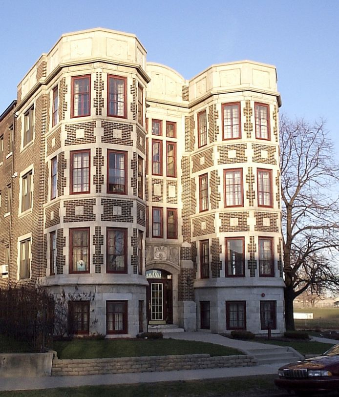 The Redford Apartments: 311 Best Detroit Homes + Neighborhoods Images On Pinterest