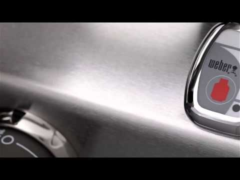 VIDEO: Summit® E-420™ gas grill by Weber. Sold at Rich's for the Home.