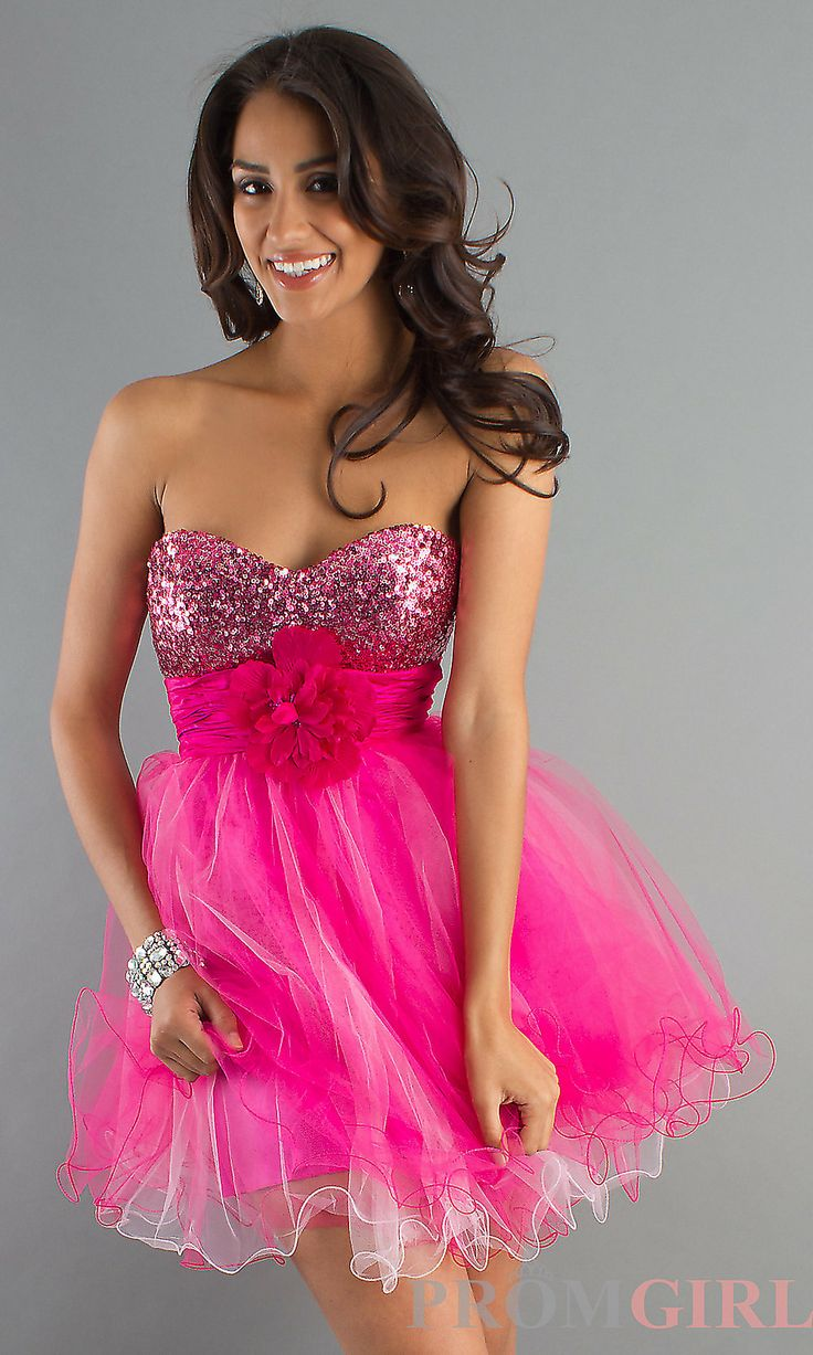 Short Dresses PromGirl