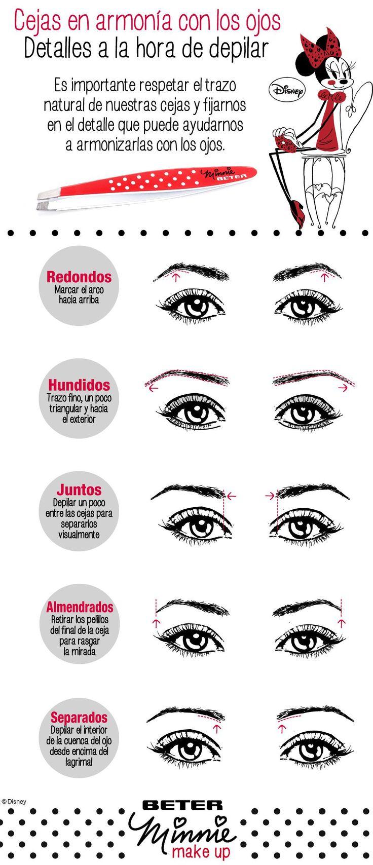 Como diseñar tus cejas: Beter