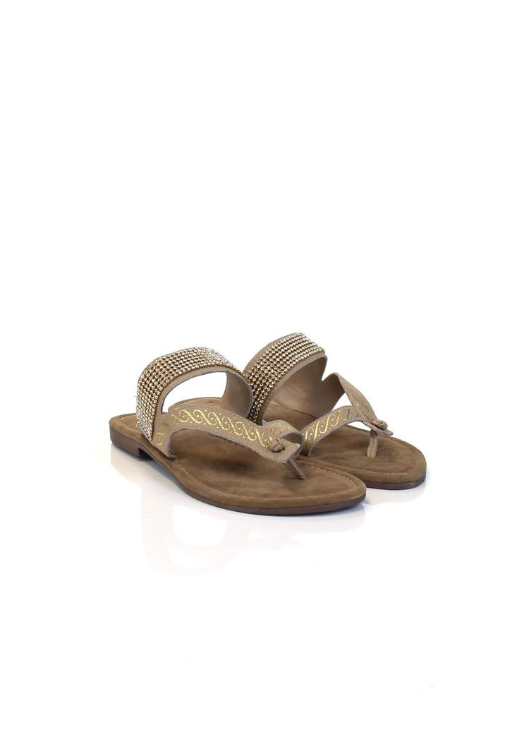 Lazamani 33549 - Slippers & Sandalen - Dames - Donelli