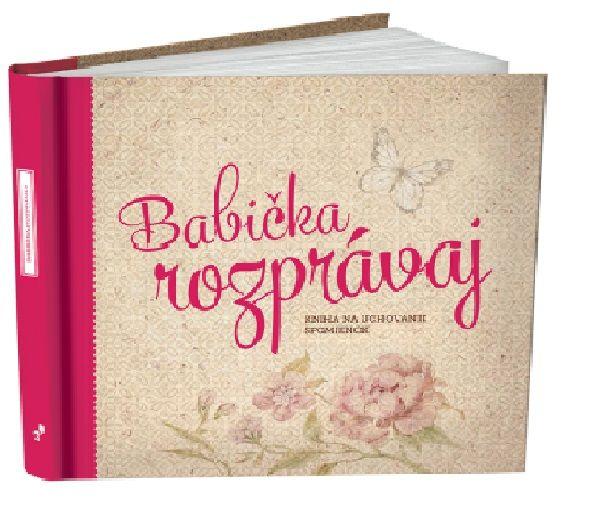Prekrásny dar ktorý ocení každá babička :) pozrite sa na knižku bližšie na http://www.babickarstvo.sk/