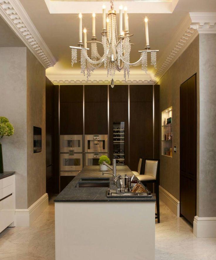 On Instagram By Interior Design Galore Homedesign Unas O Ifttt 1QgkMa4 Chandelier Modern Interiordesign Newkitchen Home