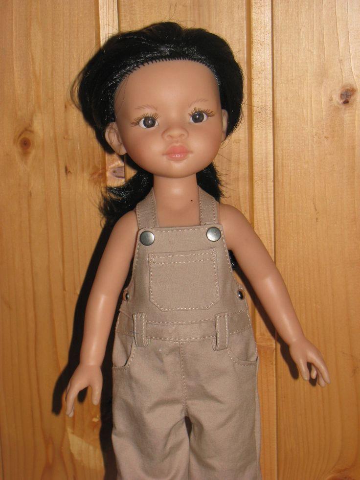 Overall for 33-35 cm doll (Petitcollin Minouche,Paola reina) by NatZayShop on Etsy