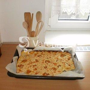 Fotografie receptu: Tvarohový koláč s dětskou krupičkou