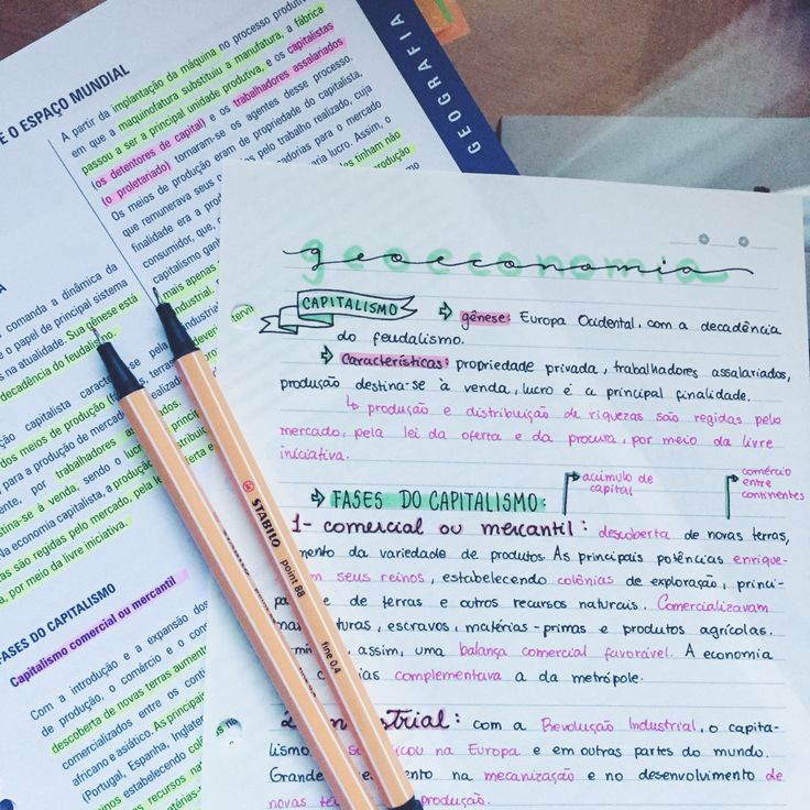 getstudyblr: <B> 07 . 07 . 2016 // </B> notes on... - The Organised Student