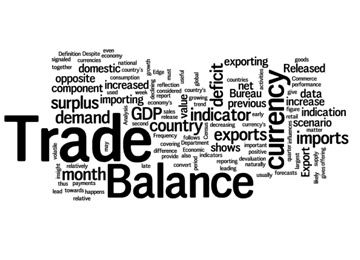 Hasil gambar untuk The Effects Of Trade Surplus And Deficit On A Country's Economy