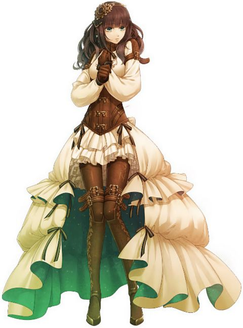 steam punk anime steampunk - photo #17