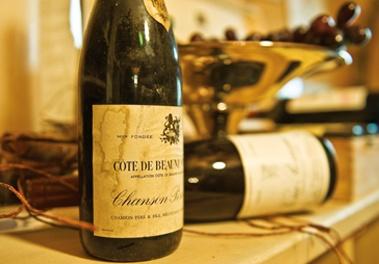 Aus Leidenschaft zum Wein!