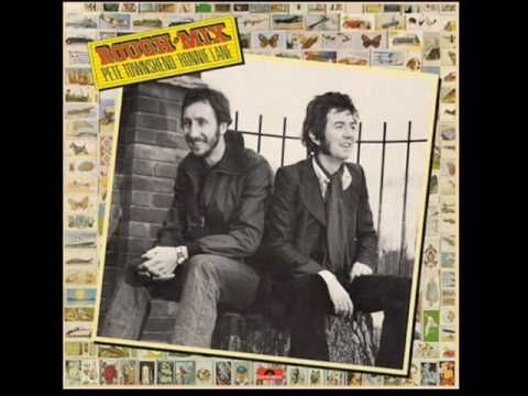 Ronnie Lane & Pete Townsend - Annie - a beautiful love song by Ronnie Lane from the record, Rough Mix.  The record flew under the radar, which is a shame.  Ronnie Lane's songs bring tears to my eyes.  He was really getting ill with MS at the time, and I think Pete Townsend did the record with him, partly to help him out financially.RW