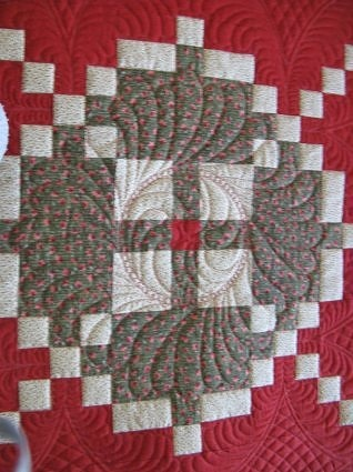 Burgoyne Surrounded - On my list of quilts to do