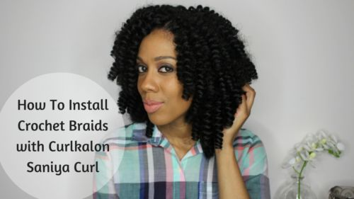 Crochet Box Braids Install : ... learn how to install Curlkalon crochet braids check out this tutorial