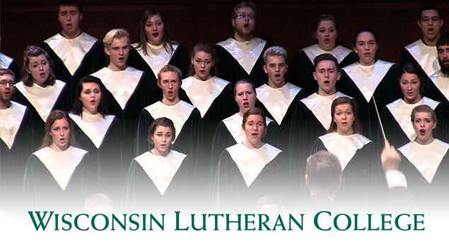 Wisconsin Lutheran College on Livestream