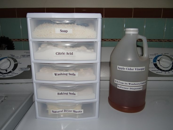 Organize your DIY laundry detergent supplies, check out link for more info, enjoy!